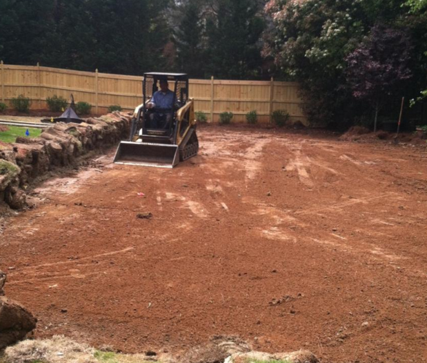 Lawn Drainage Services In Charlotte