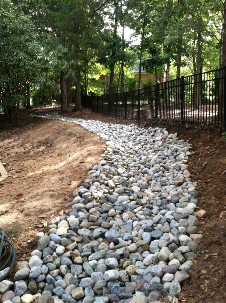 lawn care irrigation charlotte