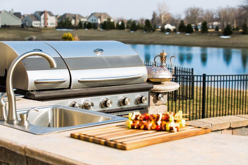 outdoor kitchen creation charlotte north carolina